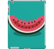 Watermelon icon iPad Case/Skin