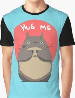 Hug Totoro Graphic T-Shirt