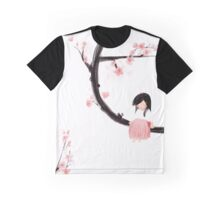 Blossom Girl Graphic T-Shirt