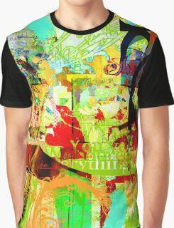 Wondering Star Graphic T-Shirt