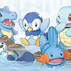 Water Type by Missy Pena