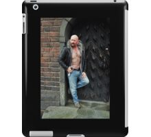 Troy - Enter My Domain iPad Case/Skin