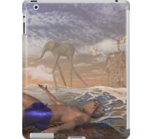 A Dream Of The Future 5 Minutes Before Waking iPad Case/Skin