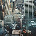 New York City by Louise Bichan