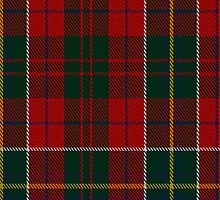 00059 Hunter (USA) Clan Tartan  by Detnecs2013