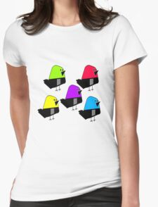 Birdies Womens Fitted T-Shirt