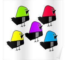 Birdies Poster