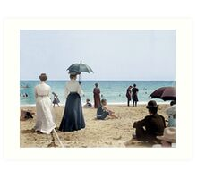Palm Beach, Florida, 1906 Art Print