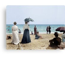 Palm Beach, Florida, 1906 Canvas Print