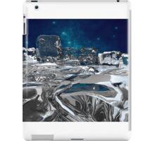 Cold Landscape iPad Case/Skin