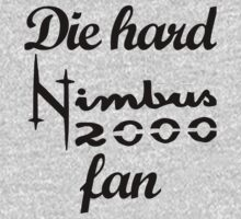 Die hard Nimbus 2000 fan Kids Clothes