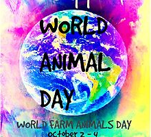 World Animal Day  by justice4mary