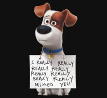 Max - The secret life of pets One Piece - Short Sleeve