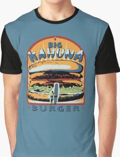 -TARANTINO- Big Kahuna Burger Graphic T-Shirt