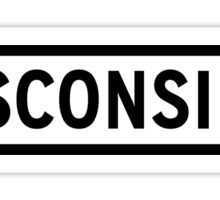 Wisconsin Lite Sticker