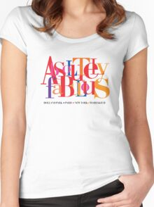 Absolutely Fabulous Holland Park Women's Fitted Scoop T-Shirt