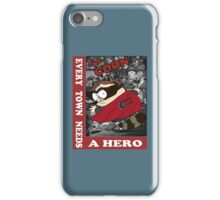 Eric Cartman The Coon iPhone Case/Skin