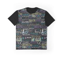 XOXO GOSSIP GIRL Graphic T-Shirt