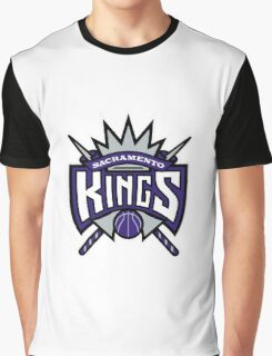 sakramento king lo Graphic T-Shirt
