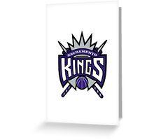 sakramento king lo Greeting Card