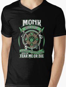 Monk Soak It Up - Wow Mens V-Neck T-Shirt