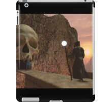 Mountain Lair Dare Ye Pass iPad Case/Skin