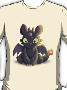 Little Dragon Plush T-Shirt