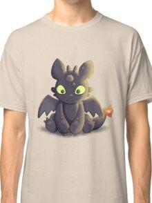 Little Dragon Plush Classic T-Shirt