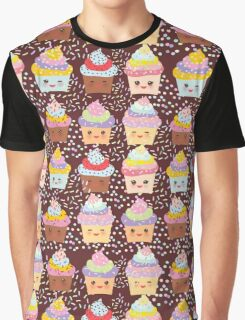 Chocolate cupcakes Graphic T-Shirt