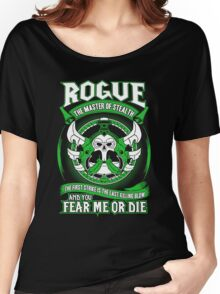 Rogue The Master Of Stealth - Wow Women's Relaxed Fit T-Shirt
