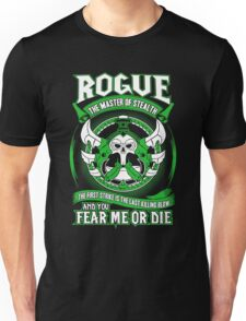 Rogue The Master Of Stealth - Wow Unisex T-Shirt