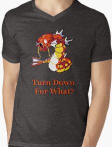 Magigyarakarp Mens V-Neck T-Shirt