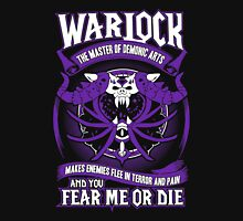 Warlock The Master Of Demonic Arts - Wow Unisex T-Shirt