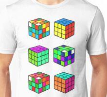 Rubik's Cubes Unisex T-Shirt