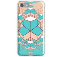 geometric  iPhone Case/Skin