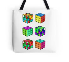 Rubik's Cubes Tote Bag