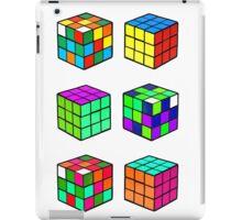 Rubik's Cubes iPad Case/Skin