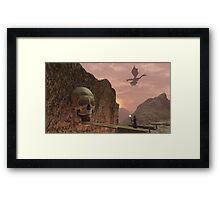 Mountain Lair Framed Print