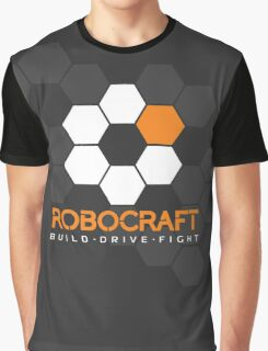 ROBOCRAFT HEX Graphic T-Shirt