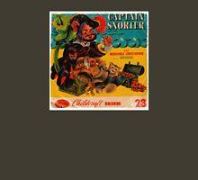 Vinyl Record Cover Captain Snorter Unisex T-Shirt