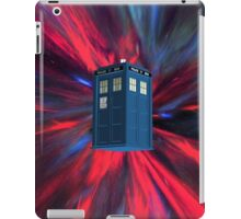 Doctor Blue Box iPad Case/Skin