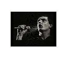 Ian Curtis  Photographic Print