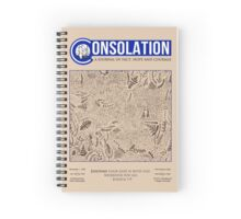 Vintage: Consolation. 1939. (Now Awake!) Spiral Notebook