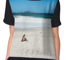 Ipanema Beach Chiffon Top