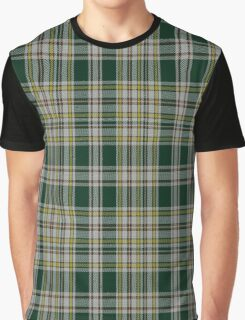 01119 Veron Fashion Tartan  Graphic T-Shirt