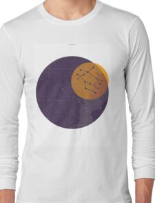 GEMINI Star Map Long Sleeve T-Shirt