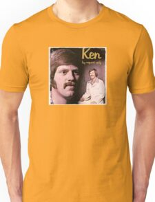 Vinyl Record Cover - Ken Unisex T-Shirt