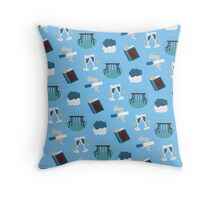 TFIOS COLLAGE Throw Pillow