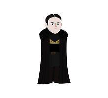 Lyanna Mormont Sticker by Jakest123