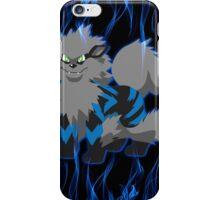 Blue Flame Arcanine iPhone Case/Skin
